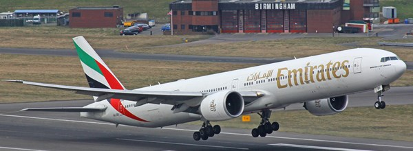 Emirates to Launch Third Daily