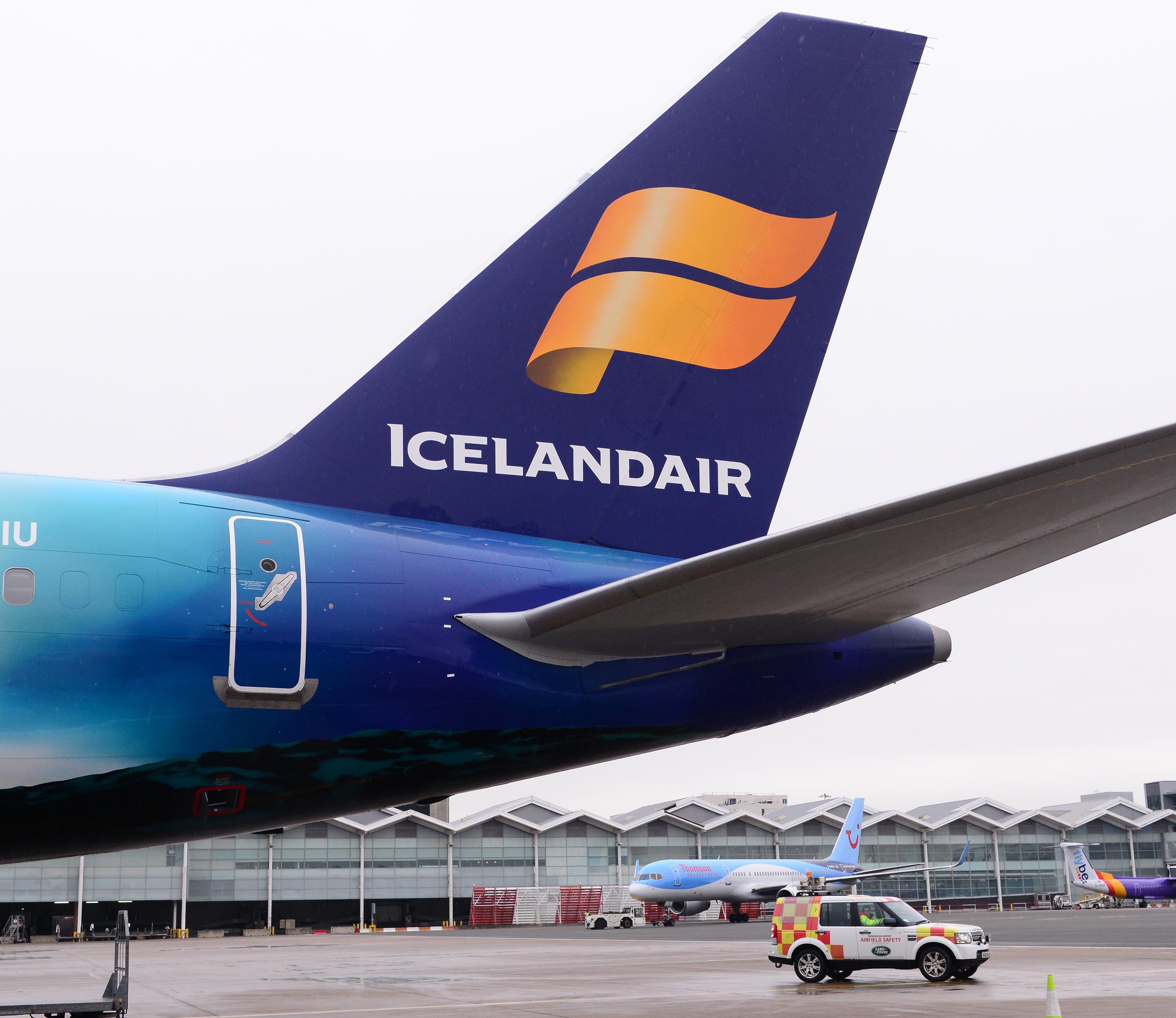 Icelandair Increase Frequency From Birmingham Airport ...  Icelandair Incr...