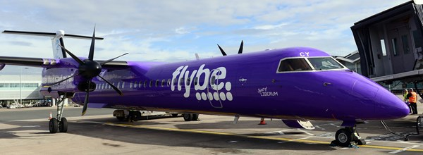 flybe Aircraft1