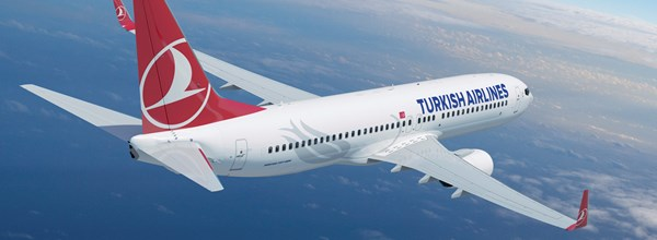 Turkish Airlines to Extend to Double Daily Flights from Birmingham Airport