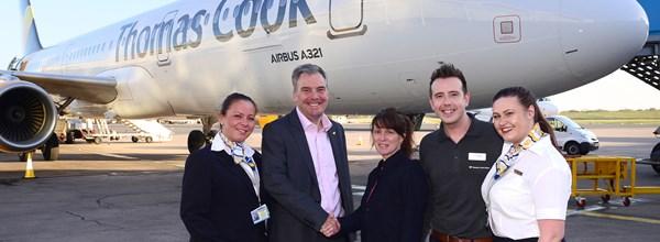 Thomas Cook Airlines Photo