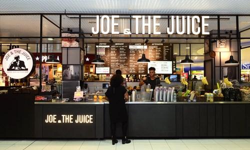 Joe Bar Cafe Menu