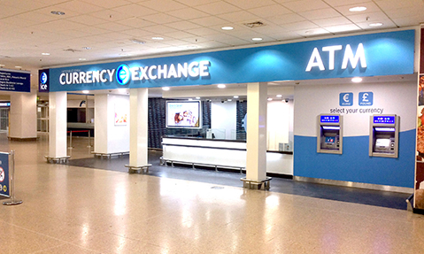 Amsterdam currency exchange where to change your money