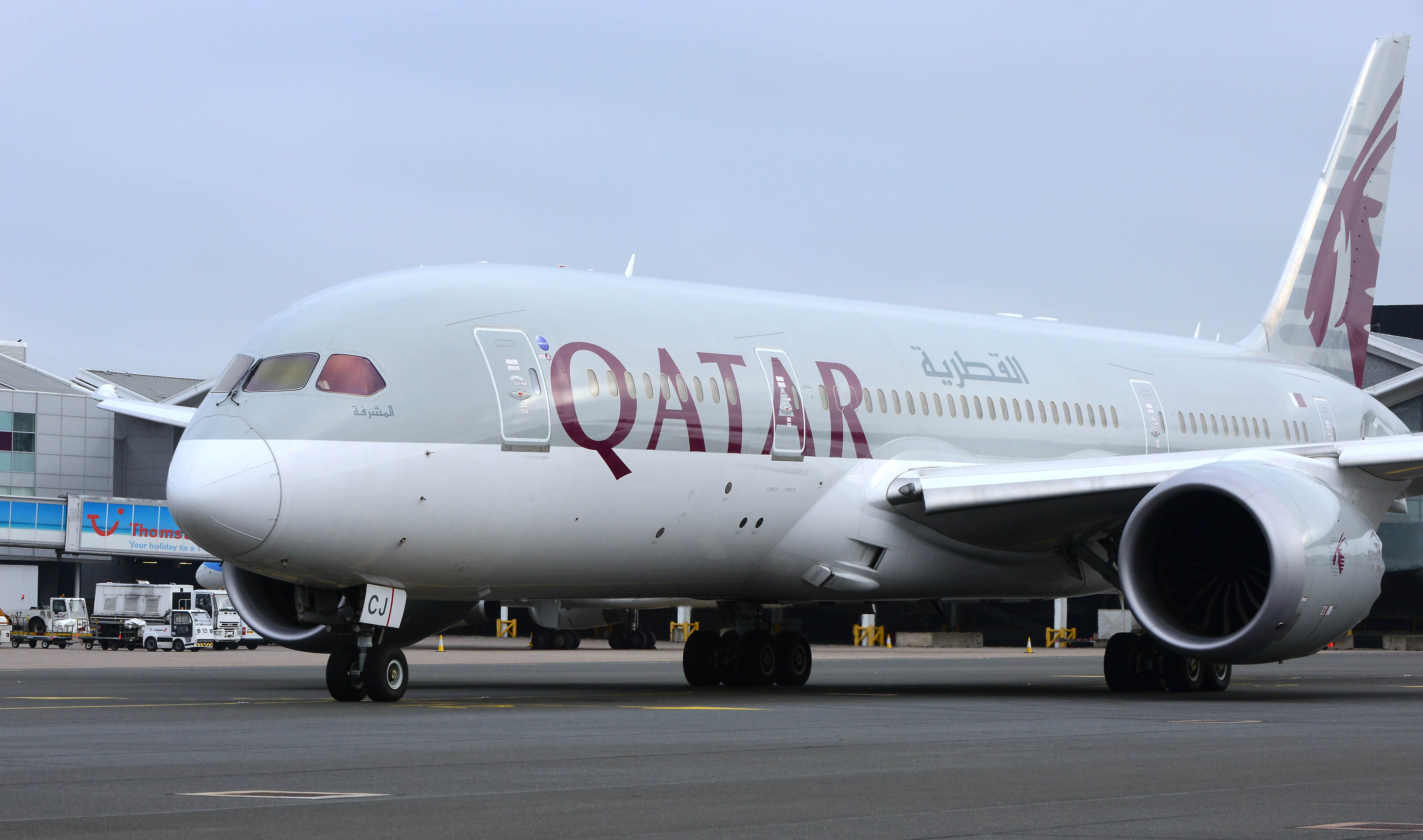 Qatar Airways Sees Strong Demand for Birmingham Service One Year on ... 911bd3ad6d6
