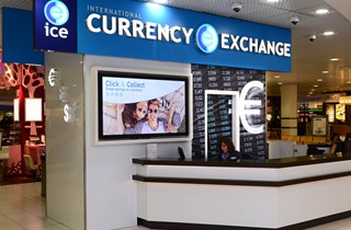 ICE Currency Exchange