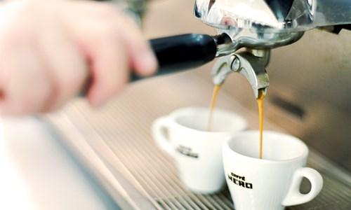 Caffe Nero Birmingham Airport Website