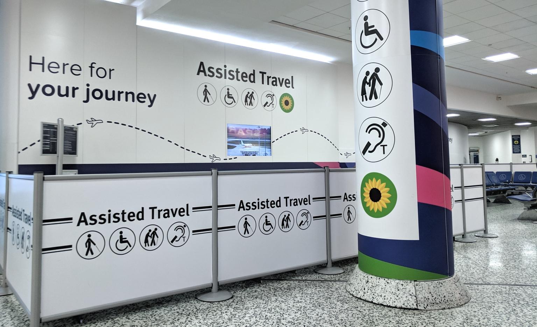 Special Assistance - Birmingham Airport Website
