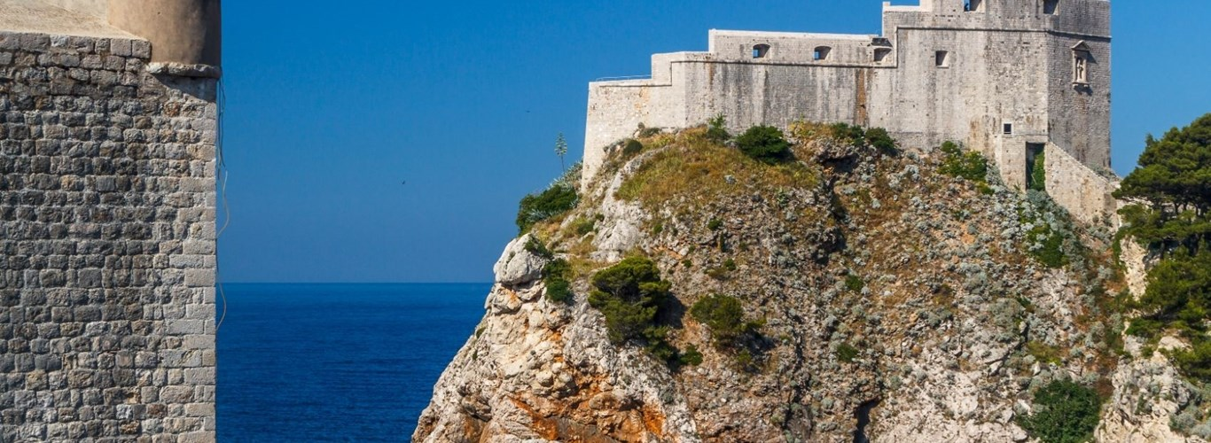 St. Lawrence Fortress of Dubrovnik